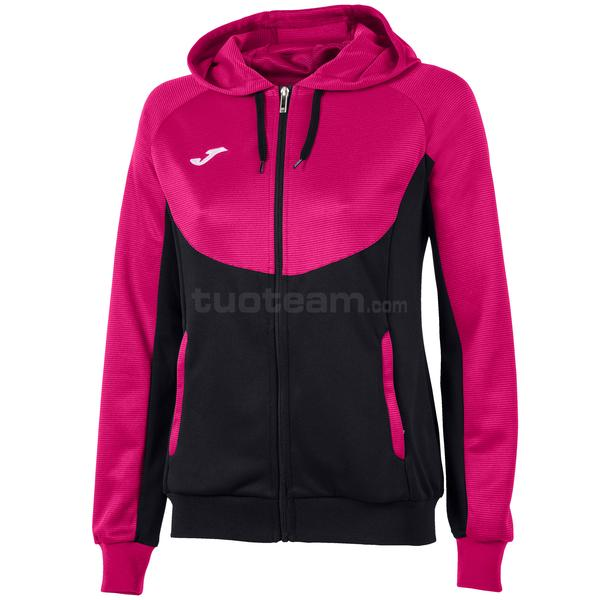 900699 - ESSENTIAL WOMAN FELPA FULL ZIP 100% polyester tricot