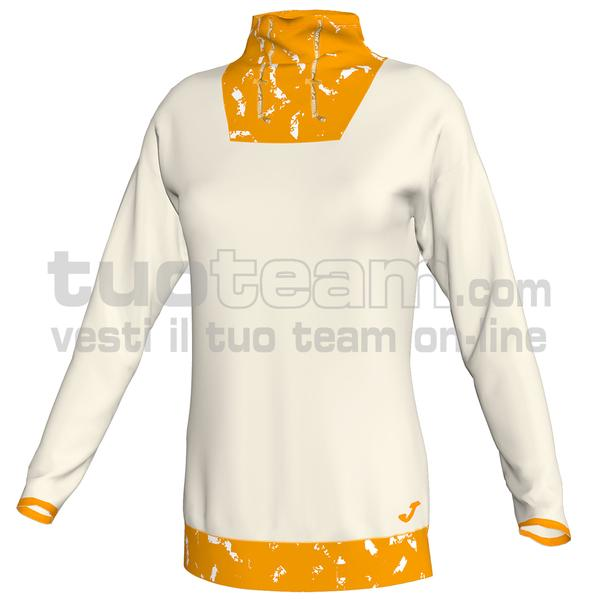 900866 - FELPA 90% polyester 10% elastan - 224 BIANCO PANNA