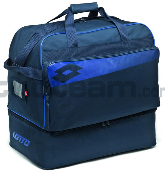 S3883 - BORSA SOCCER OMEGA II sr navy/royal - BLU NAVY/BLU ROYAL