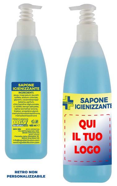 TT2000035 - Sapone Antibatterico 400 ml