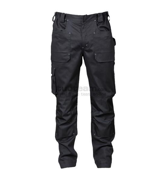 99373 - Pantalone Mostar - NERO