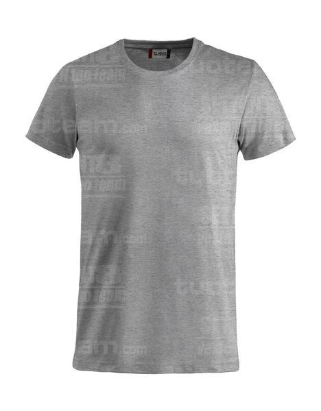 029030 - Basic-T T-SHIRT - 95 grigio melange