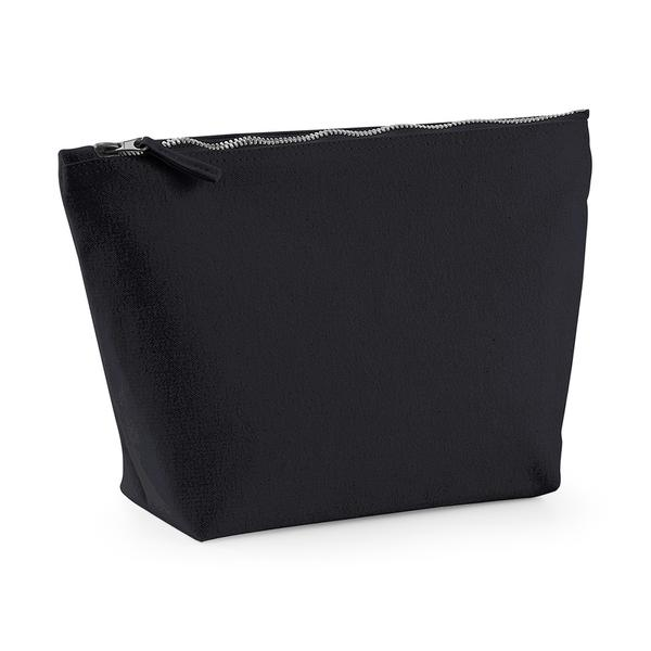 W540 - Canvas Accessory Bag - Black