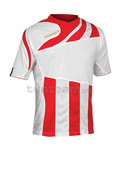 0015726 - Mira Jersey - WHITE/RED
