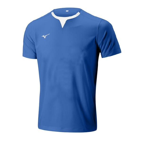 32EA8A11 - AUTHENTIC RUGBY SHIRT - ROYAL BLUE