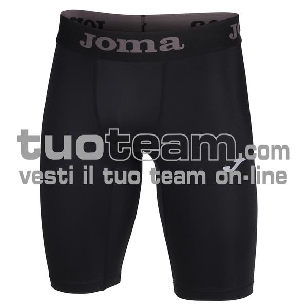 101263 - OLIMPIA SHORT TIGHT 80% nylon 20% spandex - 100 NERO