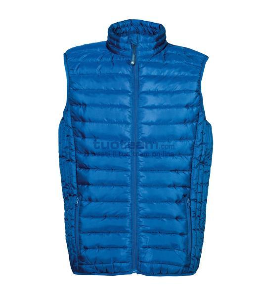 99364 - Gilet Galles Man - BLUE