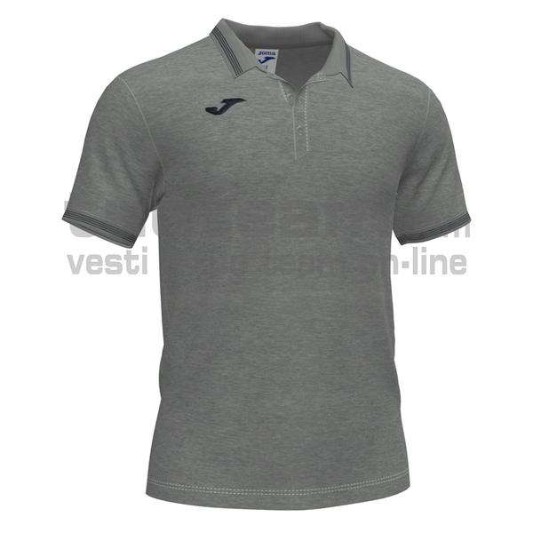 101588 - CAMPUS III POLO 100% polyester interlock - 250 MELANGE