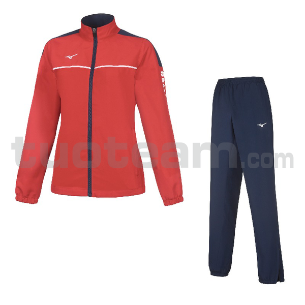 32EG7201 - Micro tuta W - Red/Red