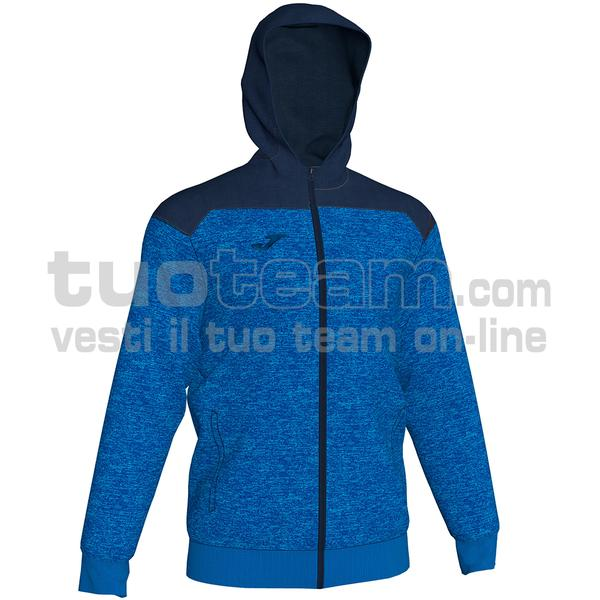 101283 - FELPA WINNER II FULL ZIP 80% cotton 20% polyester