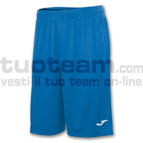 101648 - NOBEL LONG SHORT 100% polyester interlock 160 gr. - 700 ROYAL