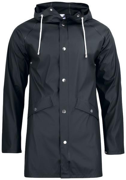 020939 - Classic Rain Jacket - 99 nero