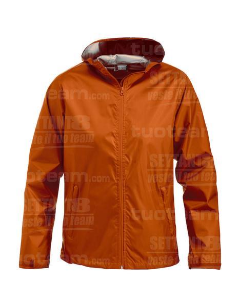 020951 - IMPERMEABILE Hixson - 170 arancio HV