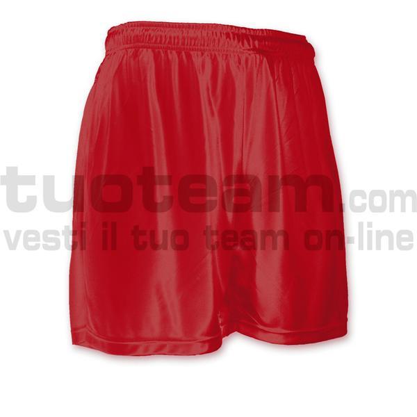 PG02 - Pantaloncino Basic conf.5 pz - ROSSO