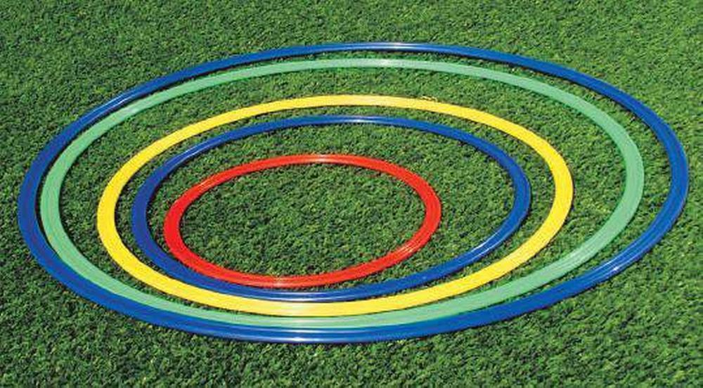 CNP30 - Cerchio in nylon piatto CM 30