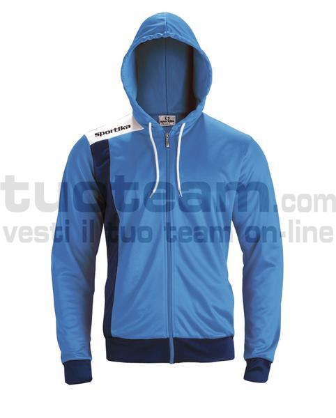 7624 - GIRONA giacca - AZZURRO / BLU / BIANCO