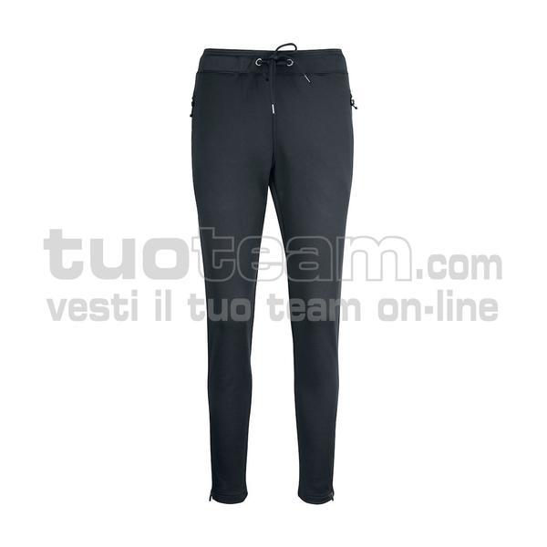 021066 - Pantalone Odessa - 99 nero