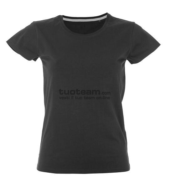 99379 - T-Shirt New Maldive Lady - NERO