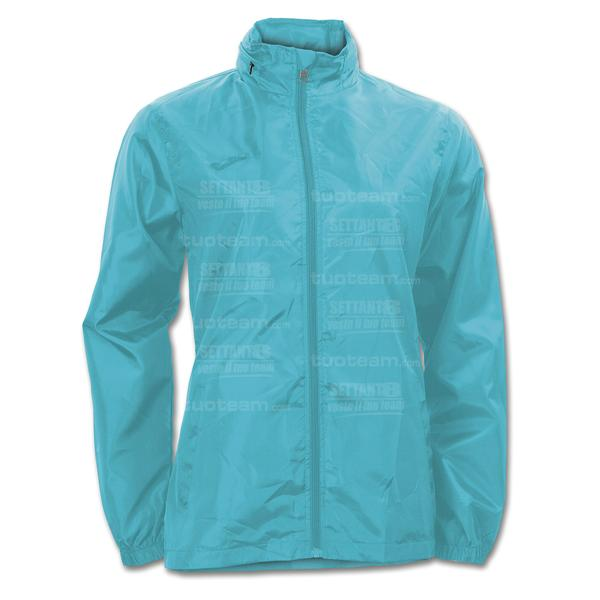 900037 - RAINJACKET GALIA - 010 TURCHESE