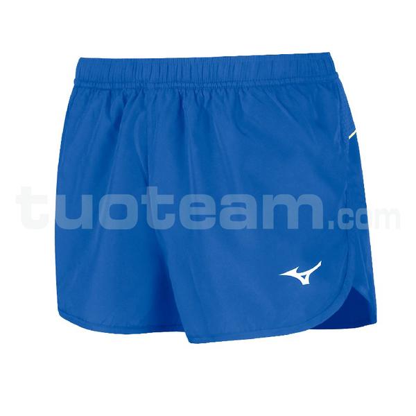 U2EB7201 - Premium JPN Split Short - Royal/White