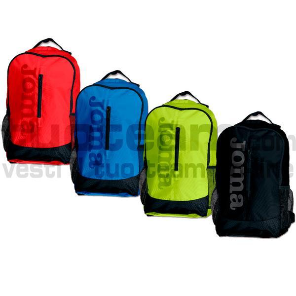 400278 - Zaino PACKABLE pacco da 16 multicolor