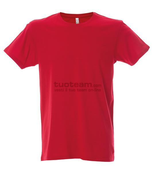 99151 - T-Shirt Uruguay - ROSSO