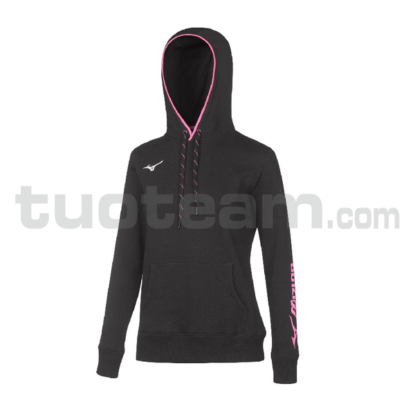 32EC7208 - TEAM SWEAT HOODIE WOS - Black/Black
