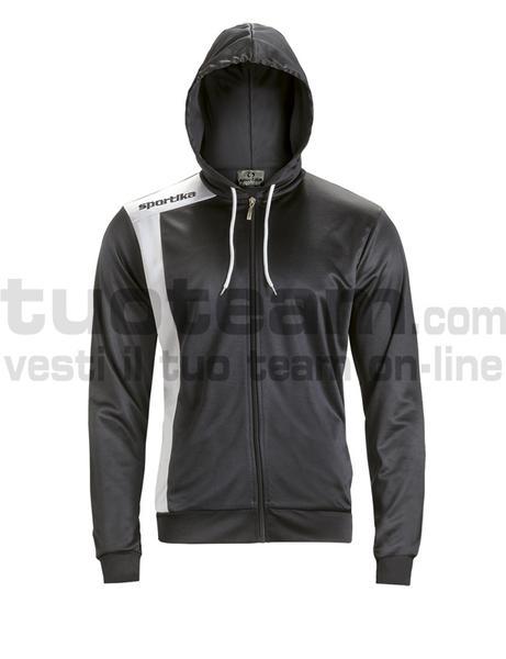 7624 - GIRONA giacca - NERO / BIANCO