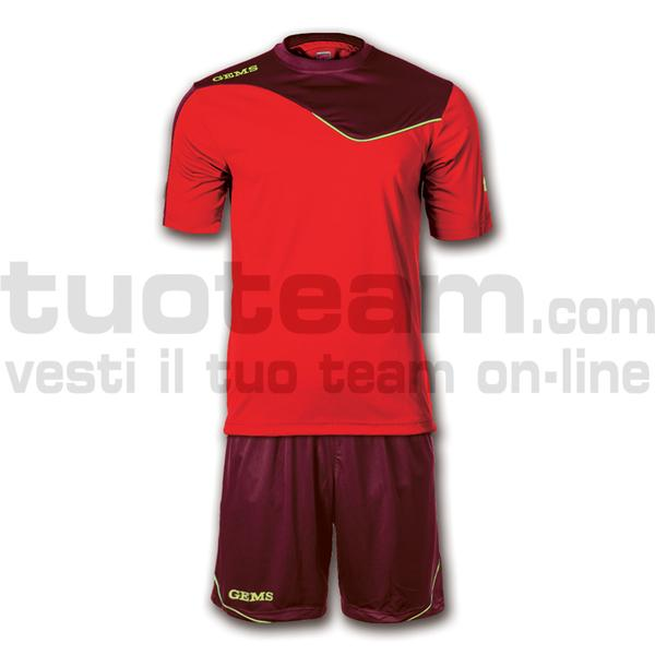 AF05 - Kit Hawaii - RED/BURGUNDY