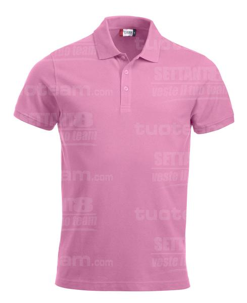 028244 - POLO New Classic Lincoln S/S - 250 rosa brillante