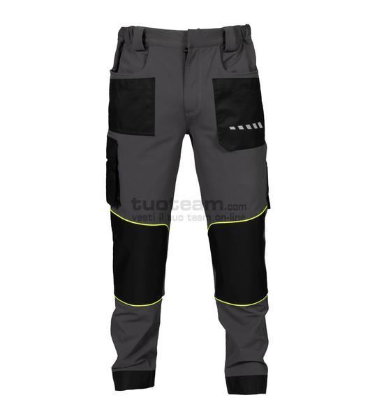 99461 - Pantalone Tonale Medium - GRIGIO