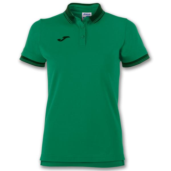 900444 - POLO BALI II WOMAN 65% polyester 35% cotton - 450 VERDE