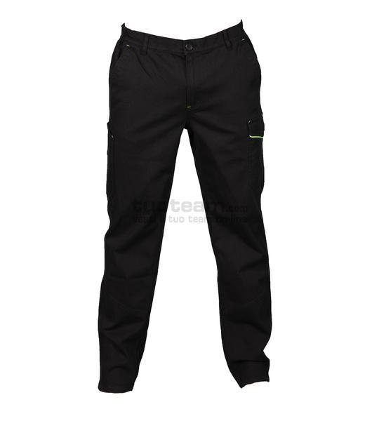 99434 - Pantalone Zurigo Man - NERO