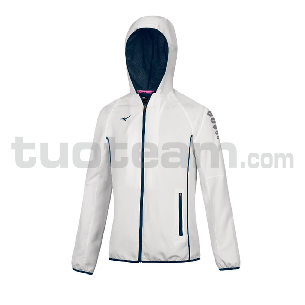32EE7202 - micro Jacket W - White/Royal