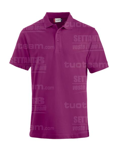 028204 - POLO Lincoln - 320 fucsia