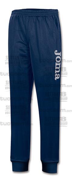 9016P13 - PANTALONE SUEZ 100% polyester fleece - 30 BLU NAVY