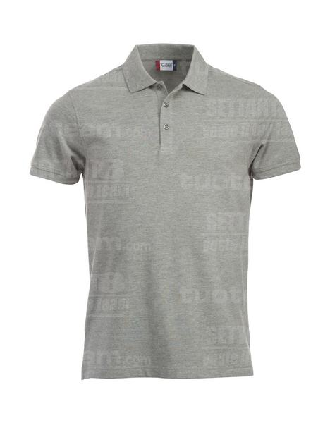 028244 - POLO New Classic Lincoln S/S - 95 grigio melange