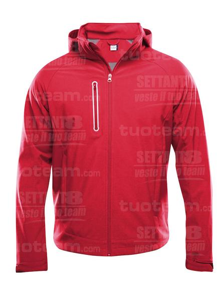 020927 - GIACCA Milford Jacket - 35 rosso