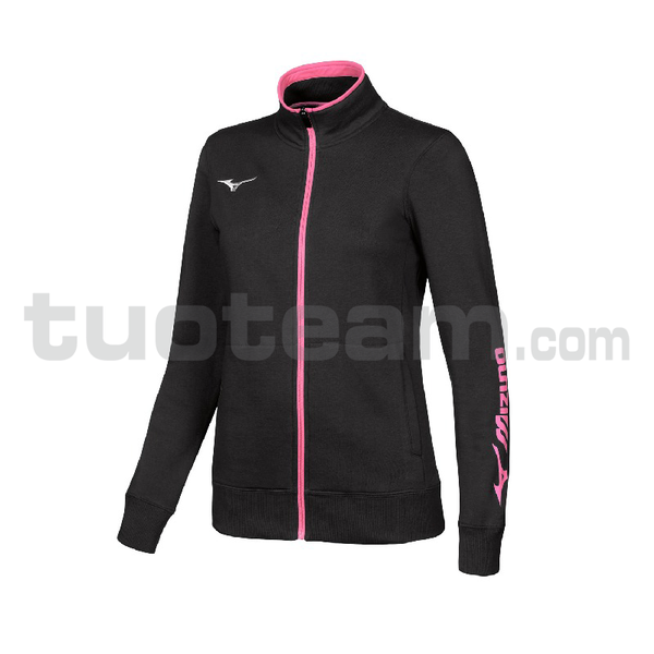 32EC7209 - Sweat FZ giacca W - Black/Black