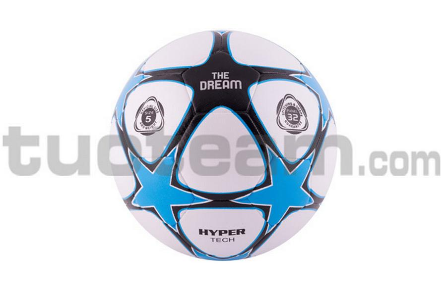 780231 - pallone THE DREAM MATCH '17 hi-tech - AZZURRO