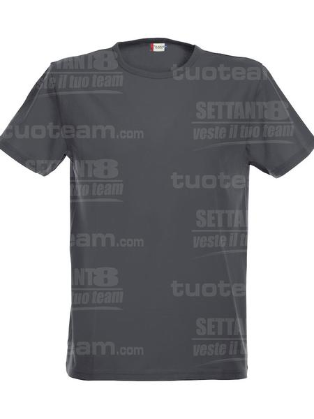 029344 - T-SHIRT Stretch-T new - 955 antracite melange