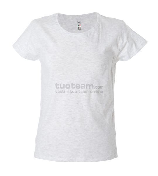 99093 - T-Shirt Argentina Lady - MELANGE