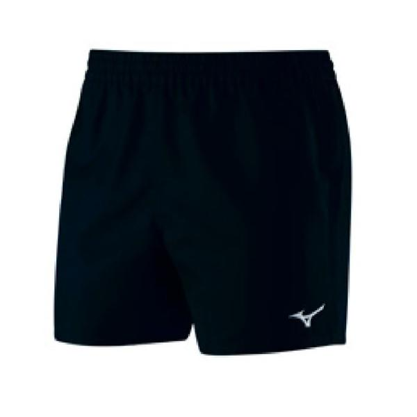 32EB8B11 - AUTHENTIC RUGBY SHORT JR - Black/Black
