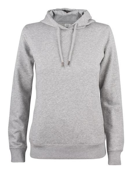021003 - Premium O.C. Hoody Lady - 95 grigio melange