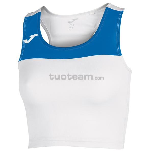 900758 - RACE WOMAN TOP RACE - 207 BIANCO / ROYAL