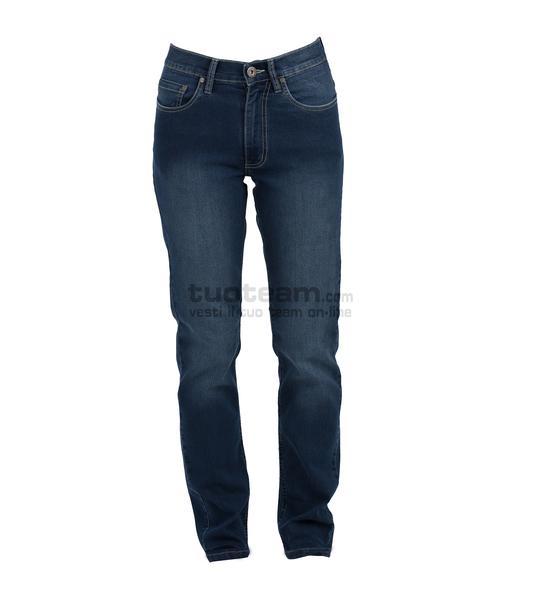 99166 - Pantalone El Paso Man - blue Indigo