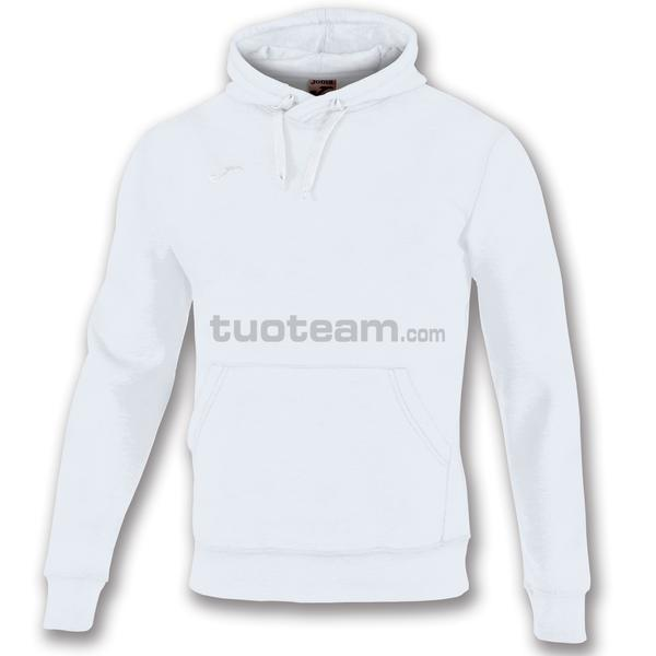 100887 - FELPA ATENAS 65% polyester 35% cotton - 200 BIANCO