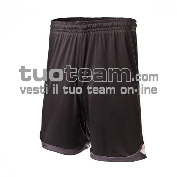 L58651 - DELTA PLUS JR SHORT PL - nero