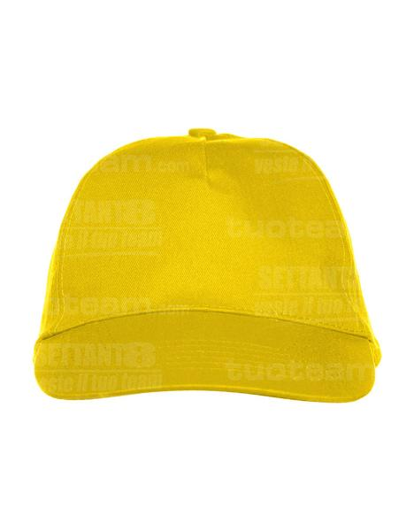 024065 - CAPPELLINO Texas - 10 giallo limone