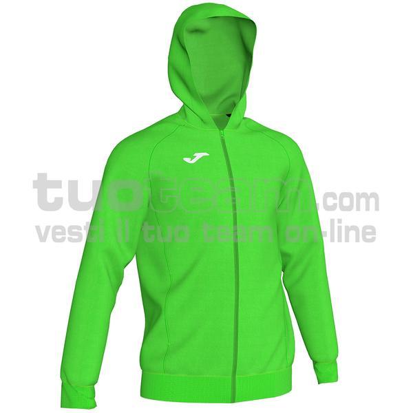 101303 - FELPA MENFIS 100% polyester fleece - 020 VERDE FLUOR